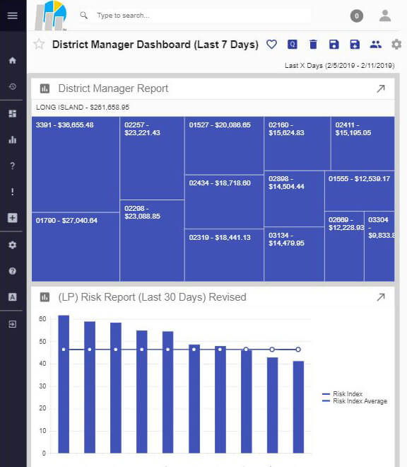 District Manager DB iPad