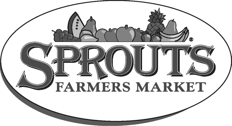 Sprouts Farmers Market Gray